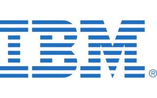 International Business Machines (IBM) Logo