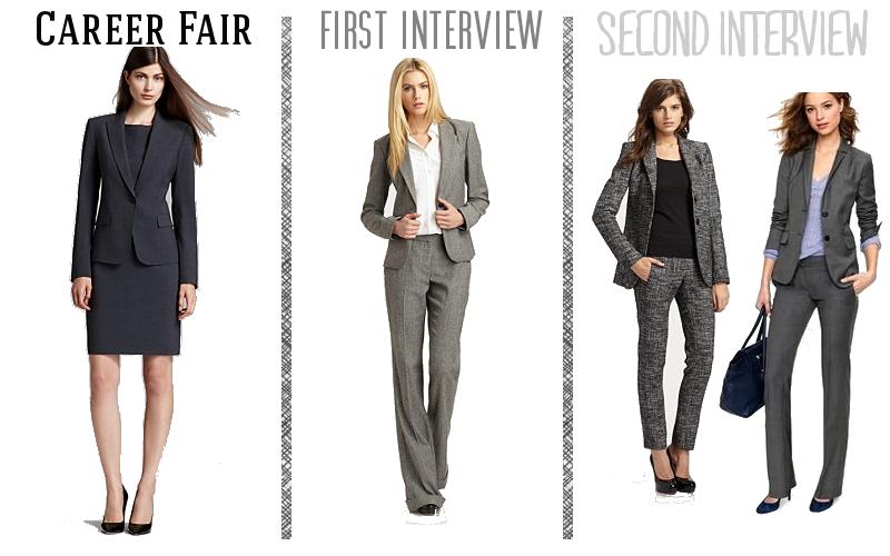 Clothes To Wear For Job Fair Men