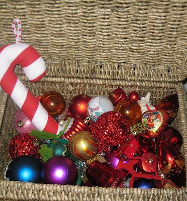 Hoje é dia de fazer a Árvore de Natal =)