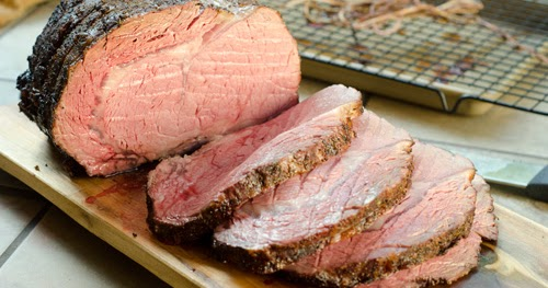how to cook a beef roast on a gas grill