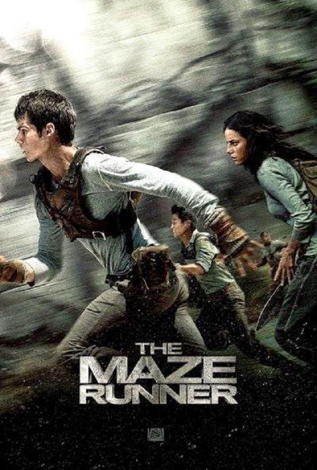 the maze runner il labirinto film libro