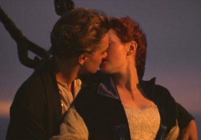 titanic scenes jack and rose meet stern