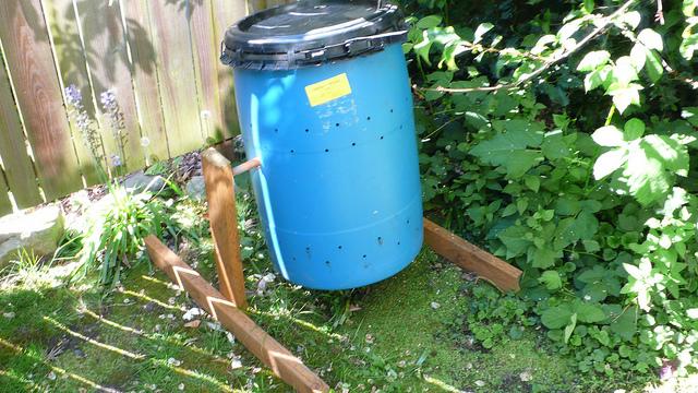 El jardinero plantas y flores fertilizante org nico - Hacer abono organico ...
