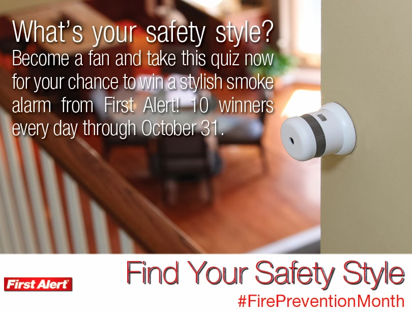 First Alert sweepstakes