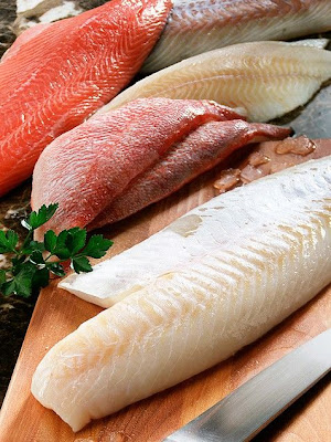 Fight tummy troubles with fish