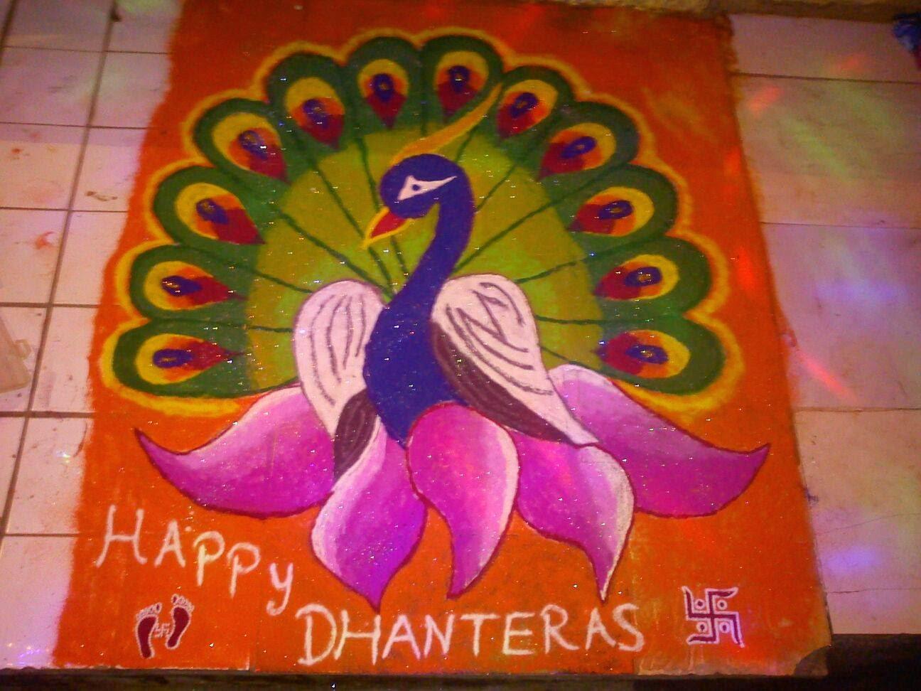 Rangoli Diwali Collection 22