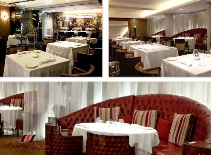 goodwood park hotel gaia italian restaurant review