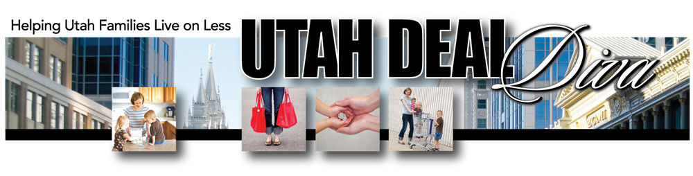Utah Deal Diva: Helping Utah Families Live on Less