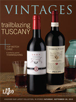 LCBO Wine Picks from September 28, 2013 Vintages Magazine