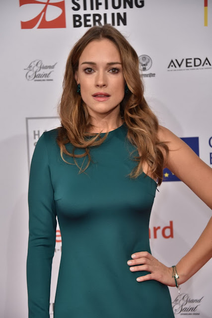 Actress, Singer, @ Alicia Bachleda-Curus - Annual European Film Awards in Berlin