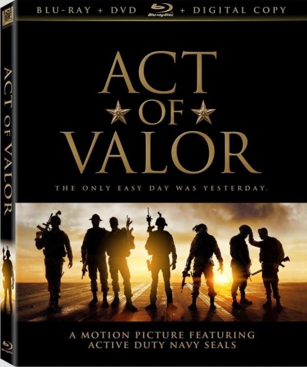 Act of Valor (Acto de Valor/Invencibles)(2012) m720p BDRip 2.6GB mkv Dual Audio AC3 5.1 ch