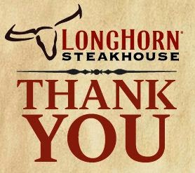 picture about Longhorn Coupons Printable referred to as longhorn coupon codes december 2015