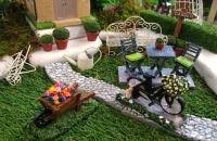 Jardines mini