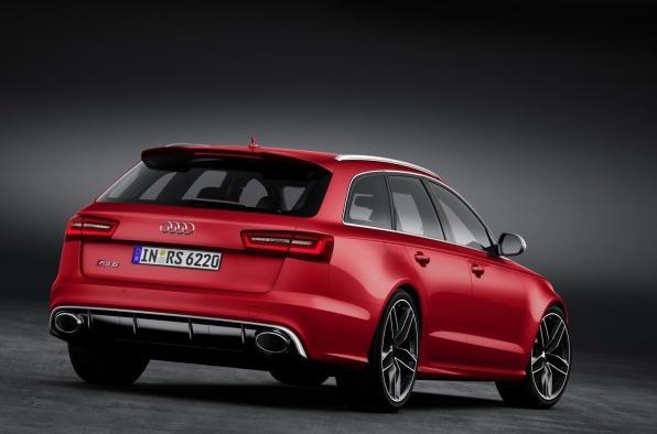 Audi A6 RS6 в России