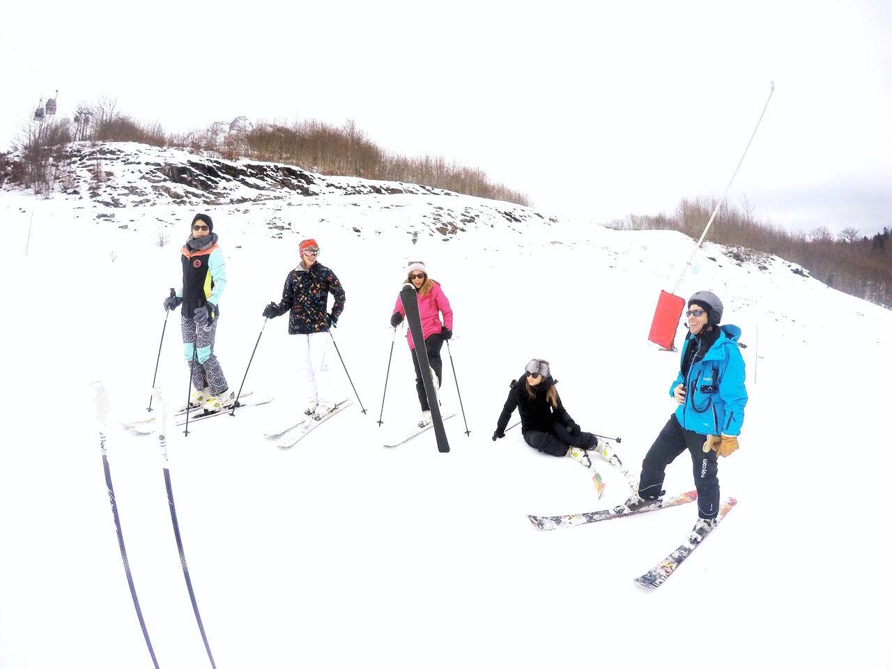 voyage blogueur ski