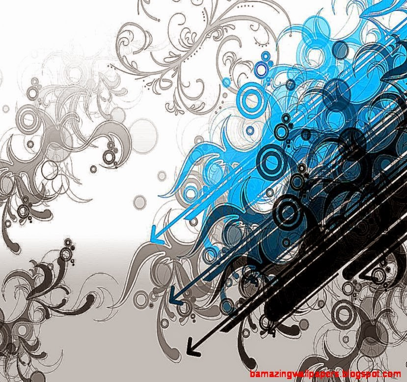 Cool Abstract Designs Blue Hd Background 9 HD Wallpapers