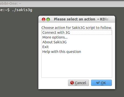 Cara Install Sakis3G di Ubuntu
