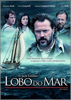 Download - Lobo do Mar DVDRip AVi Dual Áudio