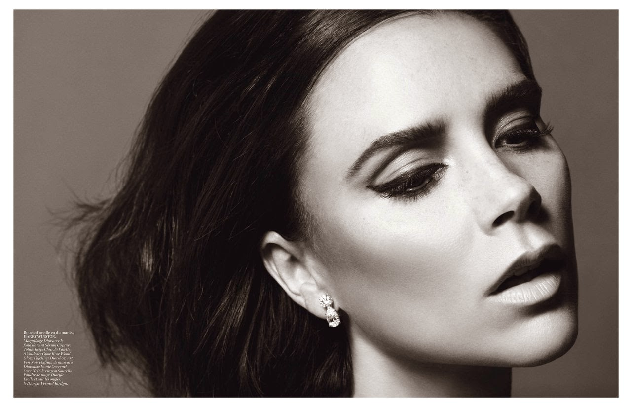 Victoria Beckham turns forty