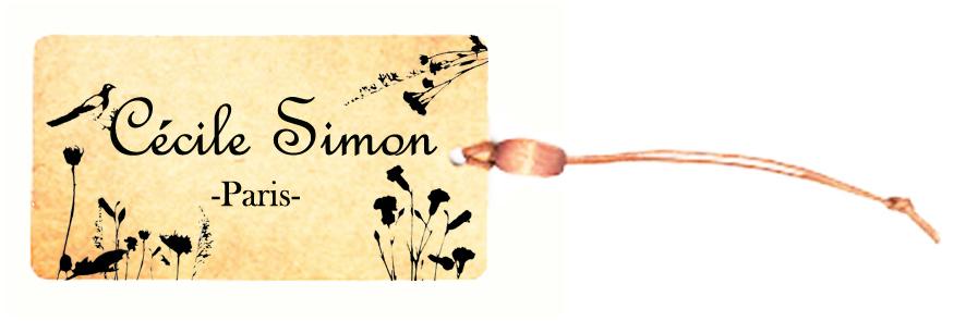 Cécile Simon-Créatrice de sacs, accessoires de mode en cuir et bijoux délicats et precieux.
