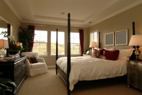 Dise o de dormitorios tradicionales decorar tu habitaci n - Diseno de habitaciones ...