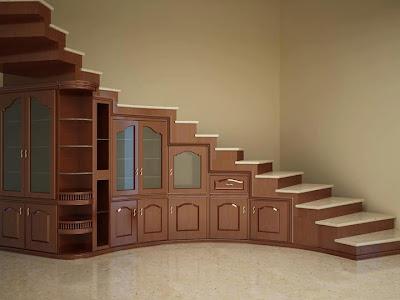 ENTE VEEDU: STAIRCASE