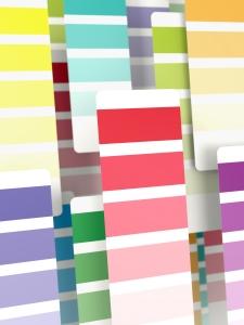 couleur charte design web