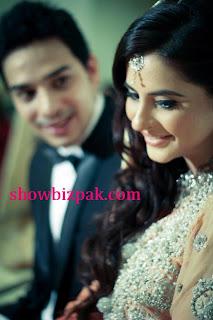 Kanwar Arsalan Fatima Effendi Wedding Pics