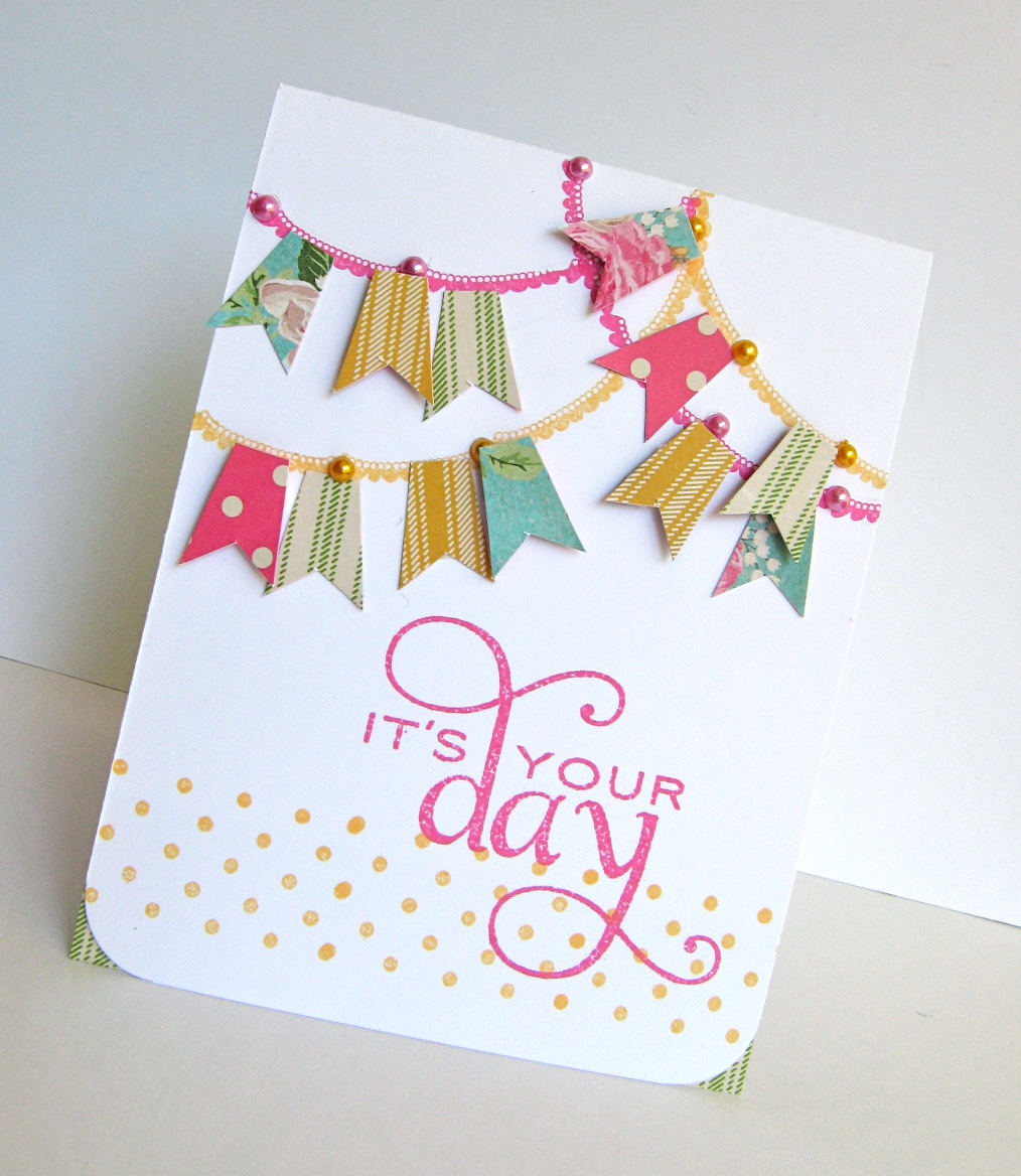 Celebration Week: Birthday Cards For A Girl