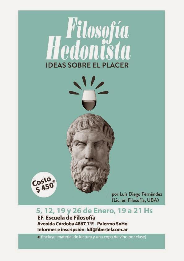 Curso: Filosofía Hedonista