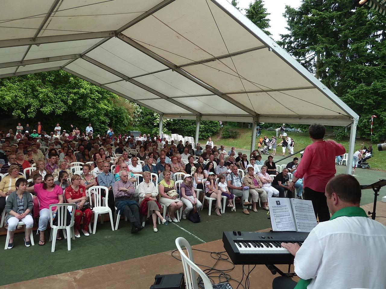 rencontres chorales 2012