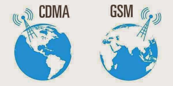 perbedaan cdma dan gsm