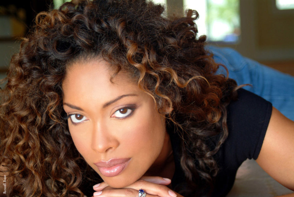 Gina Torres is just amazing. I've seen her in a variety of roles, ...