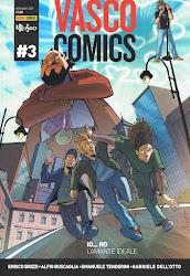 Vasco Comics n.3 - ed. Panini Comics