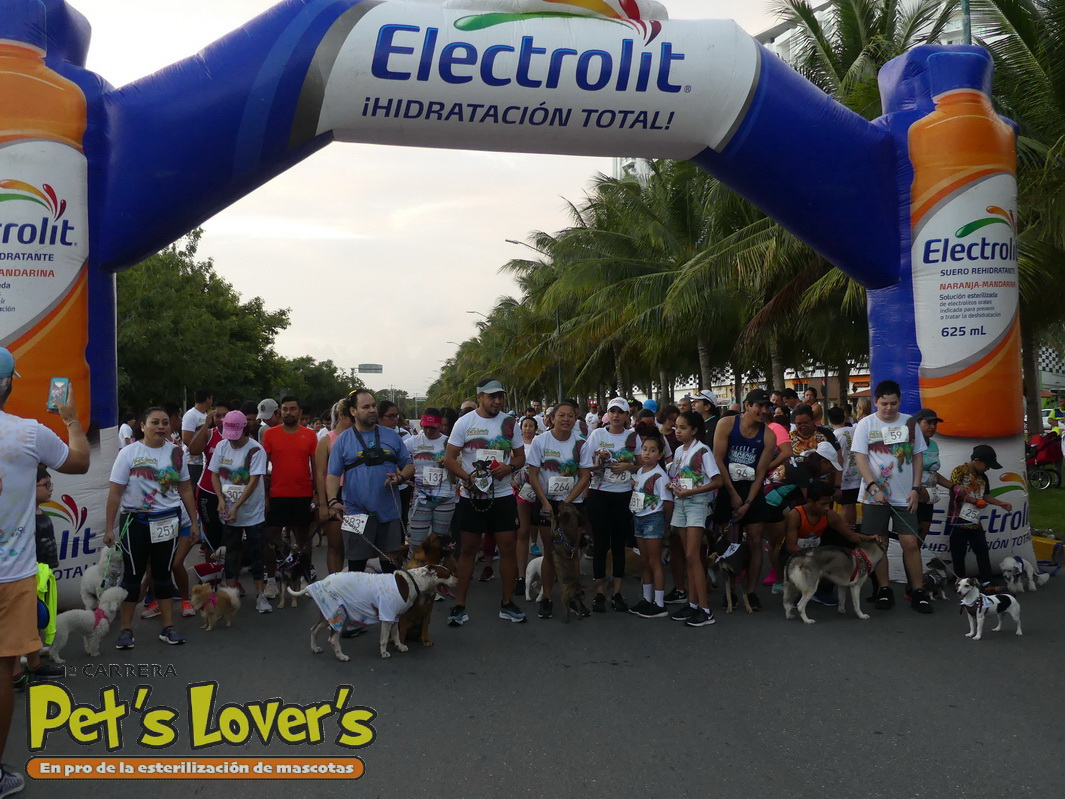 Fotos Carrera Pet Lovers