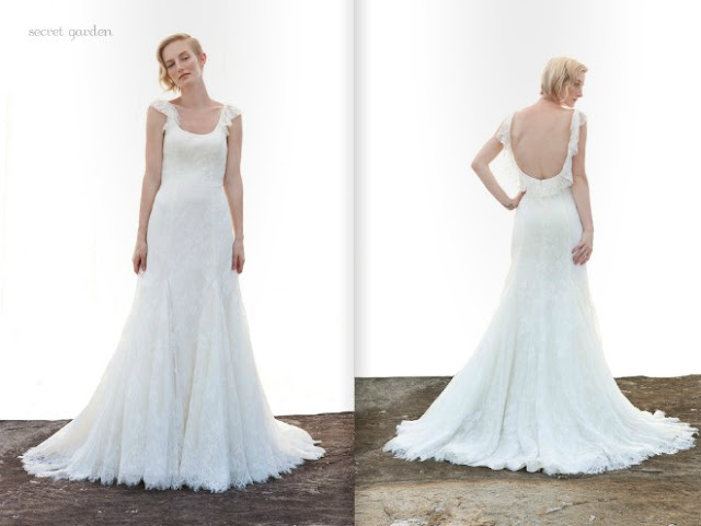 2013 lace Wedding Dresses From Ivy And Aster
