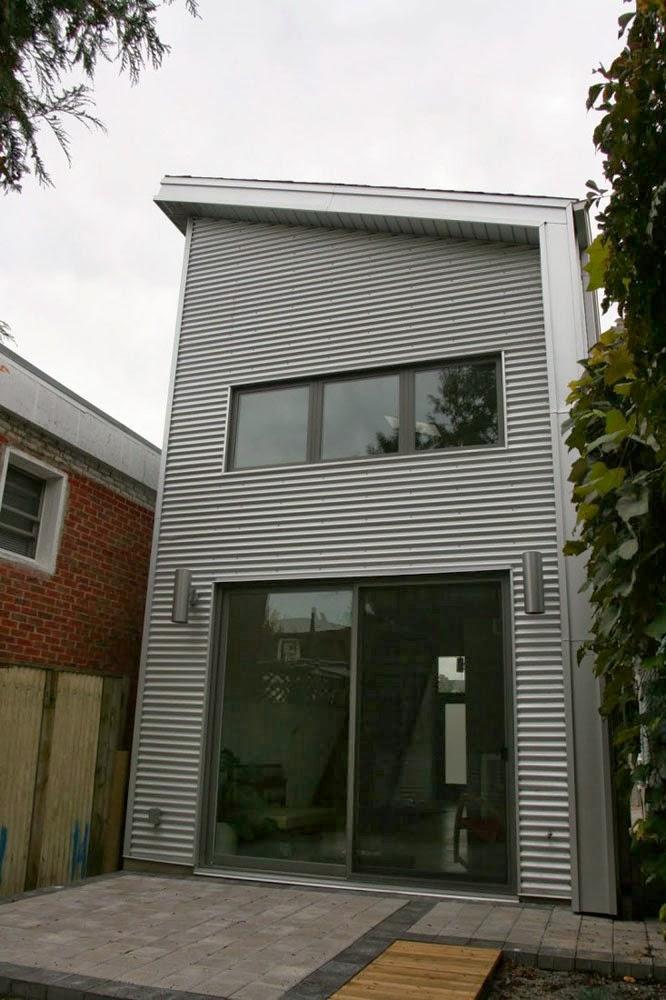 Desain Rumah Kecil Dengan Interior Industri Modern Desain Rumah