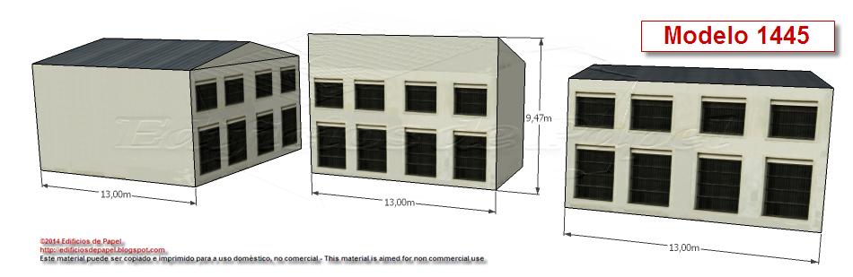 3 tipos básicos de edificios