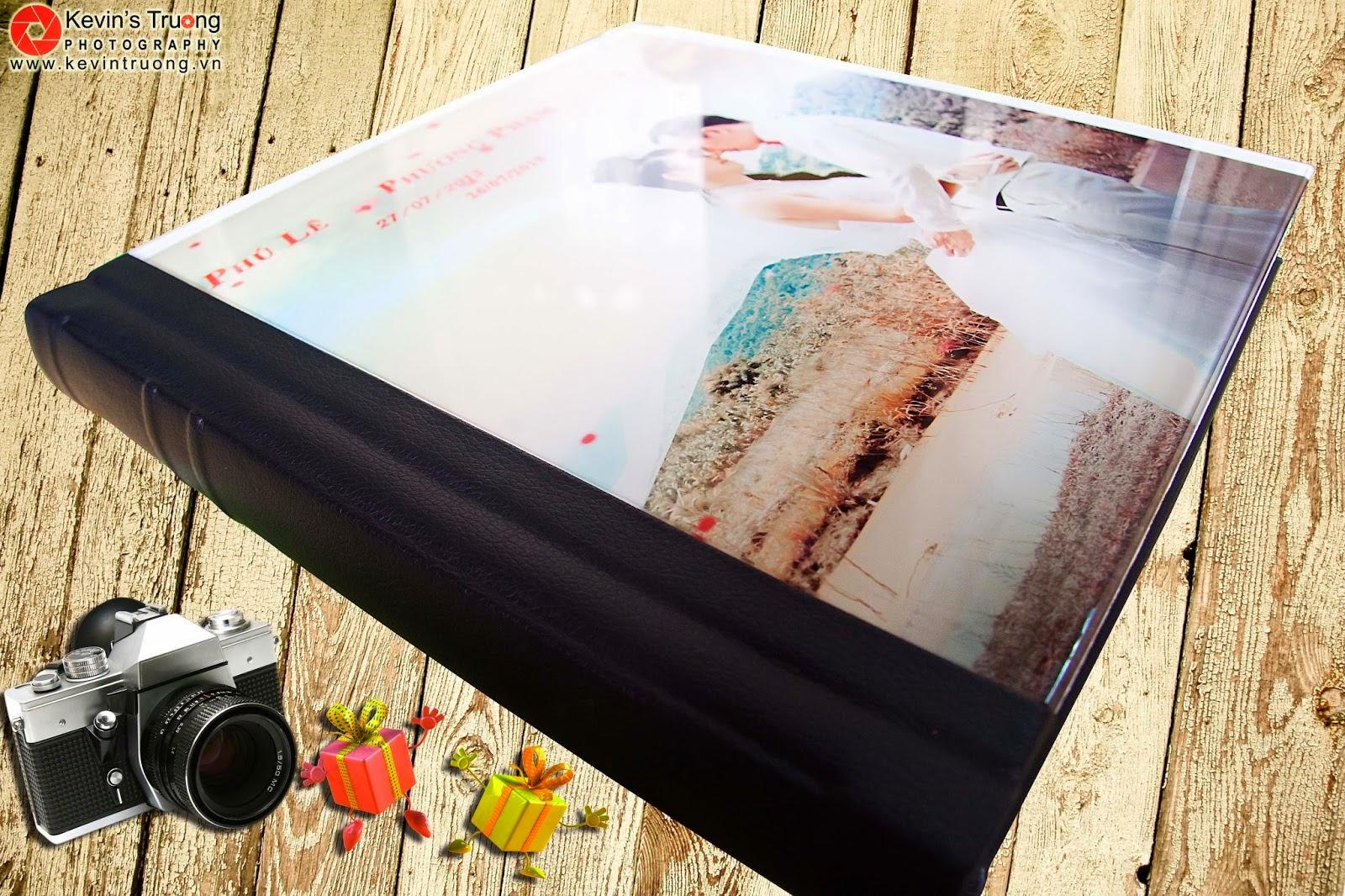 Gia Công-In Album Cát Kim Tuyến-Album 3D,Photobook,Ép gỗ các loại - 9