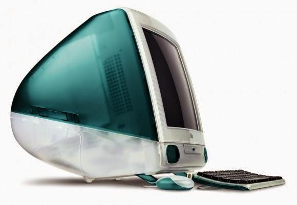 спаситель компании Apple-моноблок iMac G3