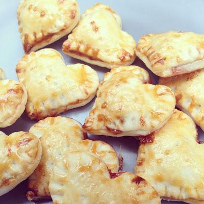 biscuits coeurs fourrés
