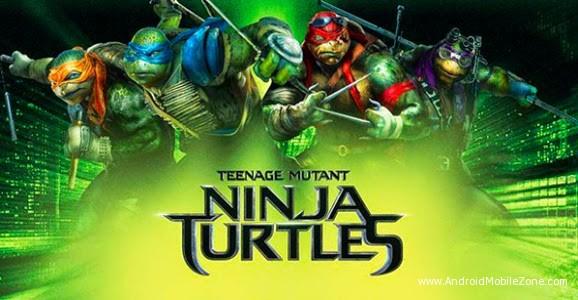 apk game teenage mutant ninja turtles brothers unite