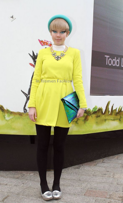 Bright Neon Fashion 2015 | In Women Fashion