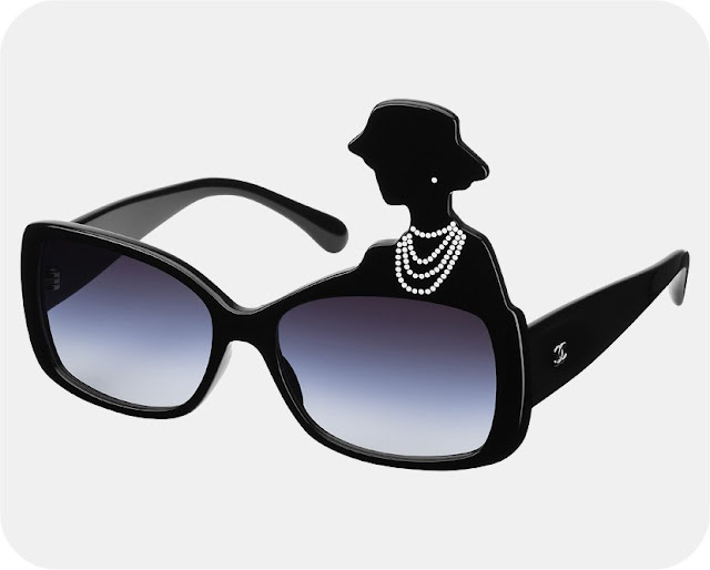 Chanel silhouette sunglasses, Fashion and Cookies