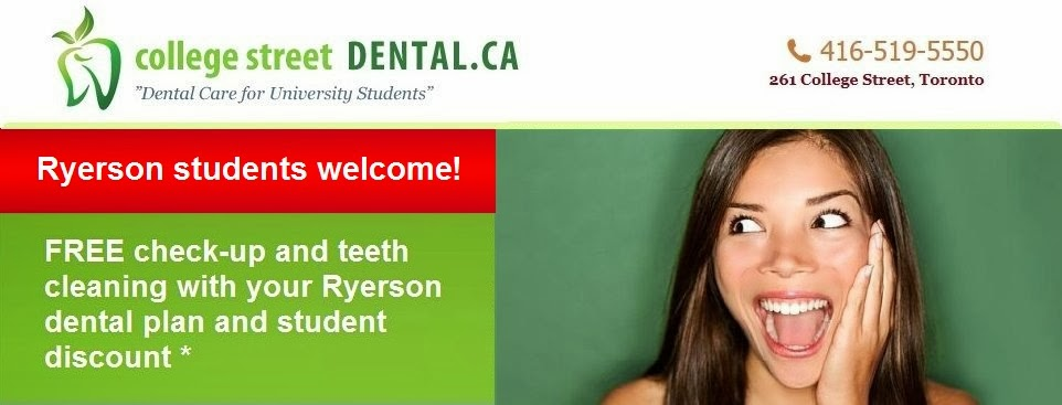 Ryerson Student Dental Plan