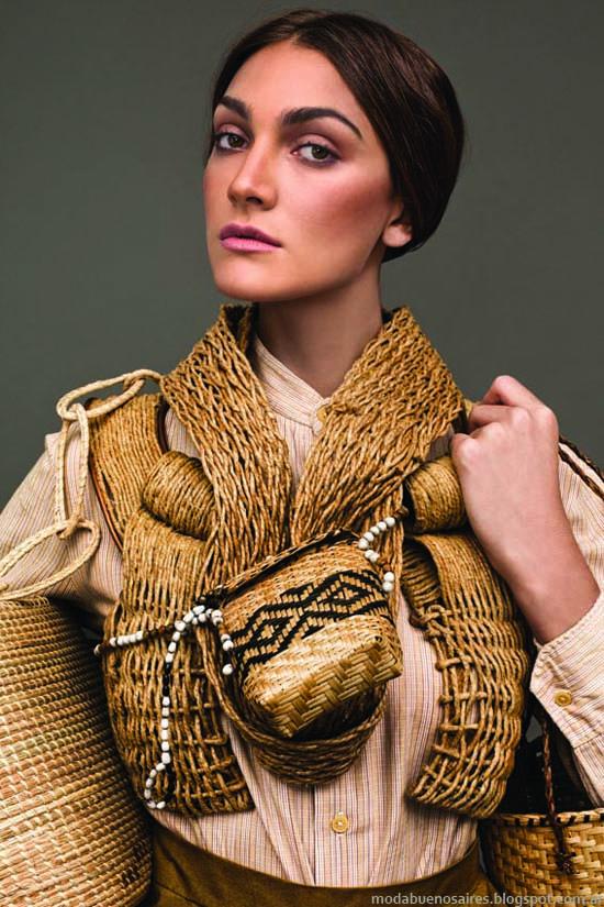 Imagen de Campaña Bafweek otoño invierno 2014. Semana de la Moda en Buenos Aires, colecciones otoño invierno 2014.