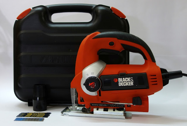 Black & Decker KS900E Review