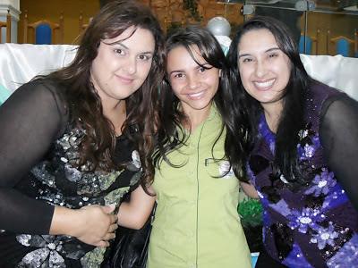 Rosangela Francielle Miranda e Solaine