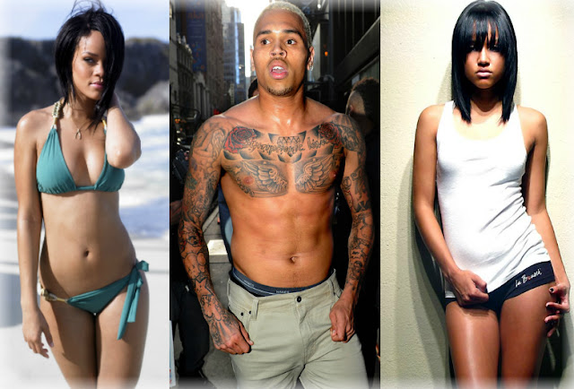 Chris Brown censurado por su propia ex pareja