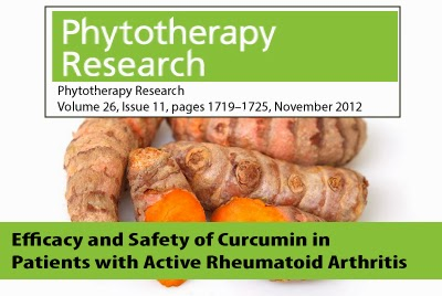 Turmeric extract found superior to blockbuster drug for rheumatoid